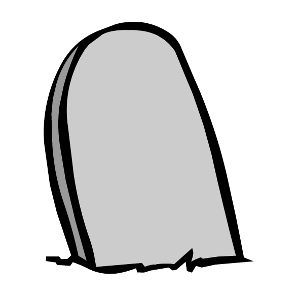Rip Tombstone Clipart images