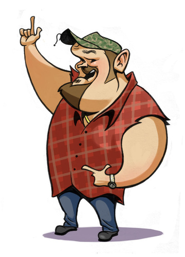 funny redneck clipart - photo #6