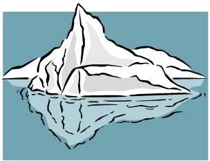 Clipart Iceberg - Cliparts.co