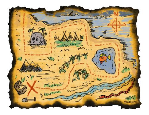 Treasure Map Clip Art Free - Cliparts.co