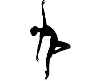 Dancer Silhouette Images - Cliparts.co