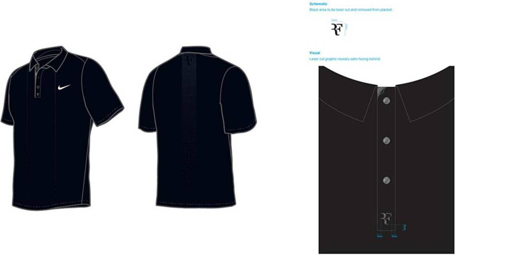 Roger's 2007 Darth Federer Outfit - Talk Tennis