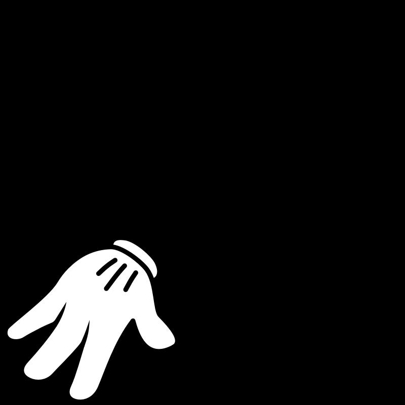 fingers clip art clipartsco