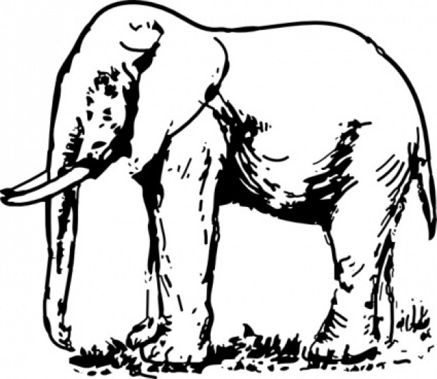 Elephant 20clipart | Clipart Panda - Free Clipart Images