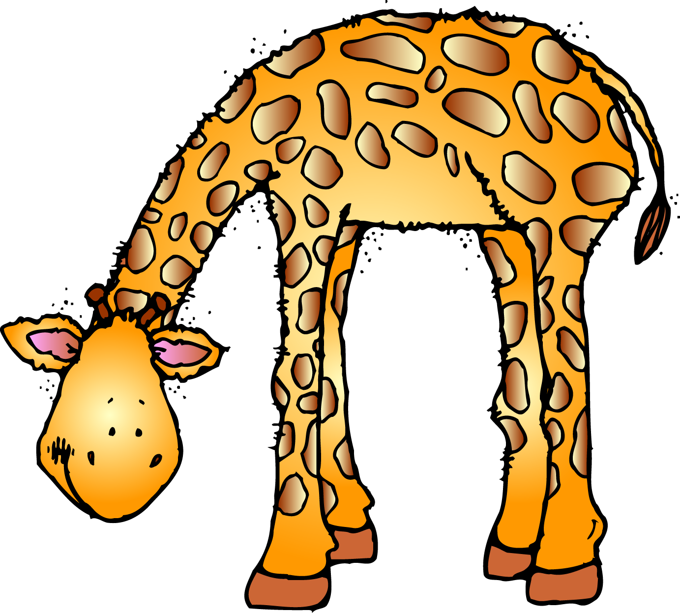 free clipart zoo animals - photo #7