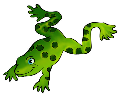 Frog Clip Art For Kids - Cliparts.co