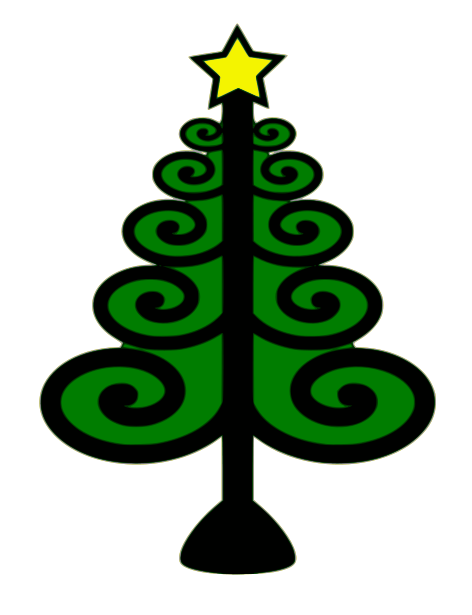 Free Christmas Tree Clip Art | Clipart Panda - Free Clipart Images