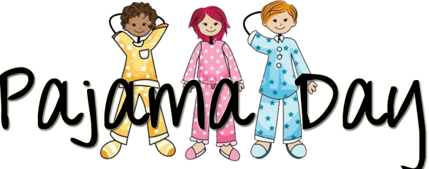 October 31 Pajama Day (PKM   Clipart Panda - Free Clipart Images