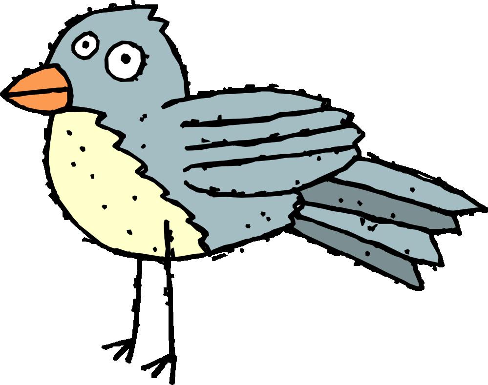 Cartoon funny bird pictures