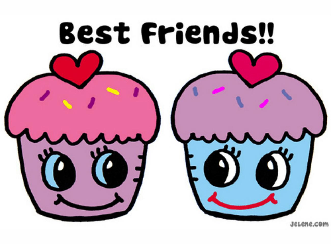 Best Friend Clip Art - Cliparts.co