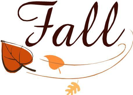 Free Fall Tree Clip Art