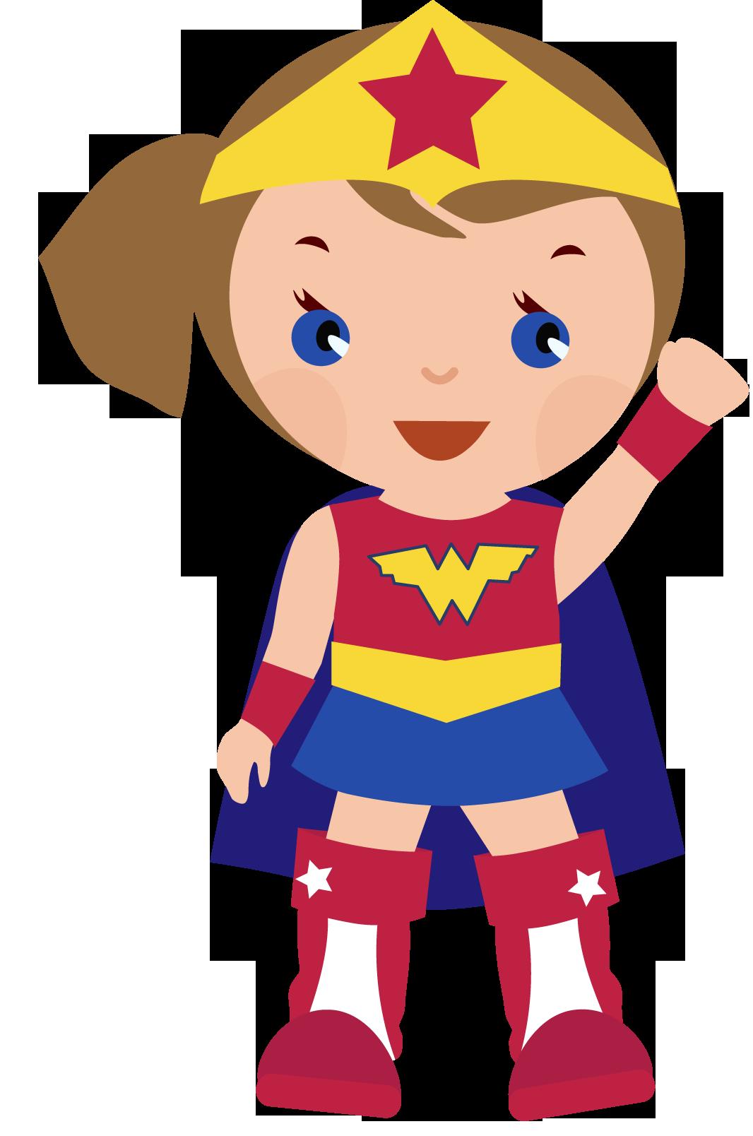 Wonder Woman Clip Art - Cliparts.co