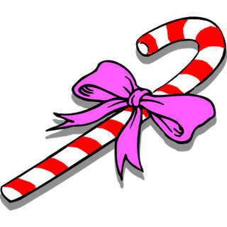 Christmas candy cane clip art pictures and desktop background ...