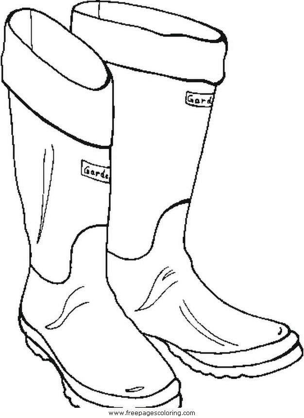 cartoon cowboy boots  clipartsco
