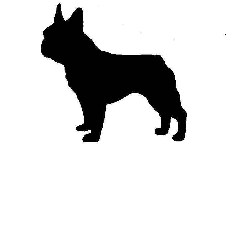 Dog Silouette - Cliparts.co