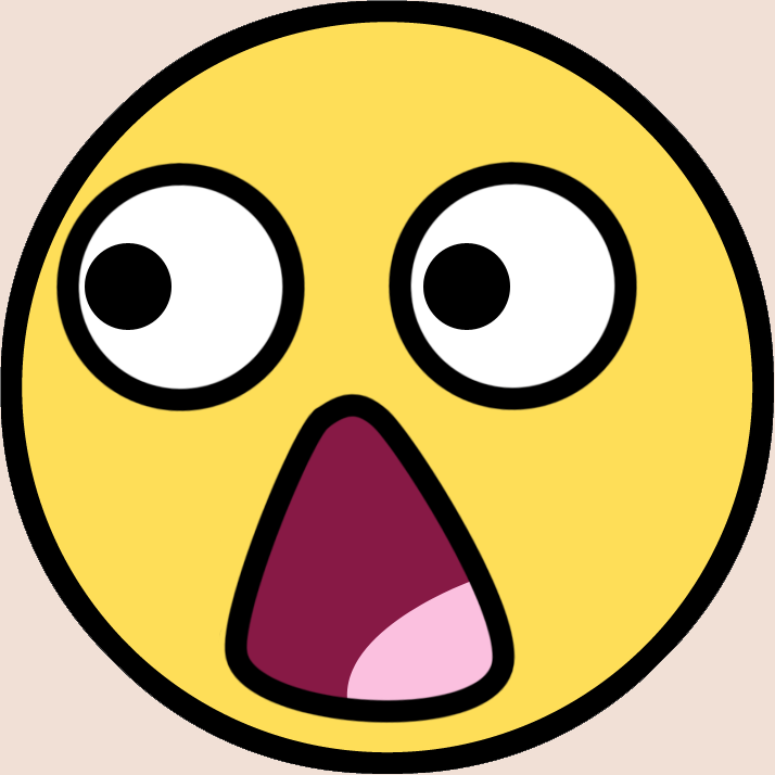 Picture Of Shocked Face - Cliparts.co