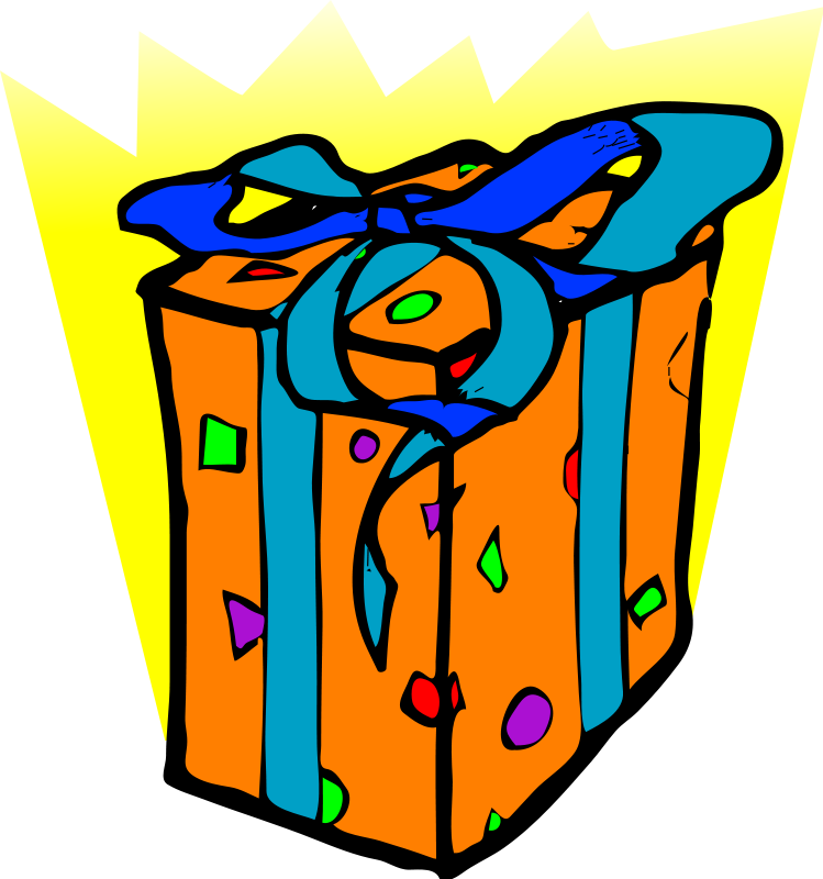 Birthday Presents Clipart Cliparts Co