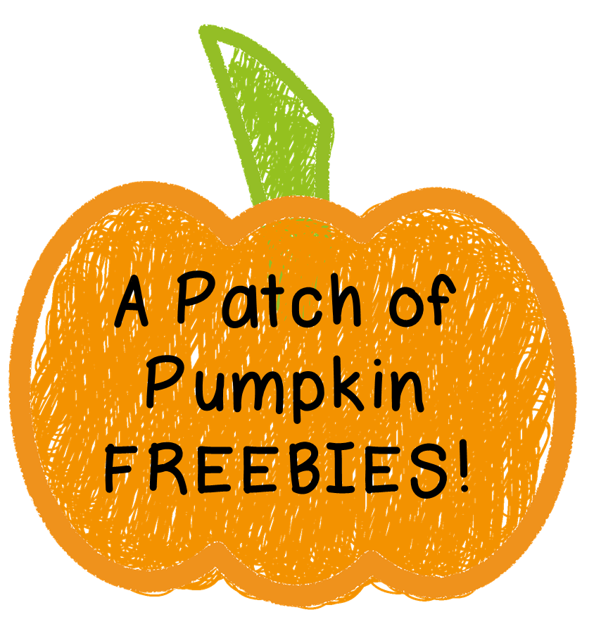 The Teaching Resource Resort: Pumpkin Patch Palooza ~ A Patch of ...