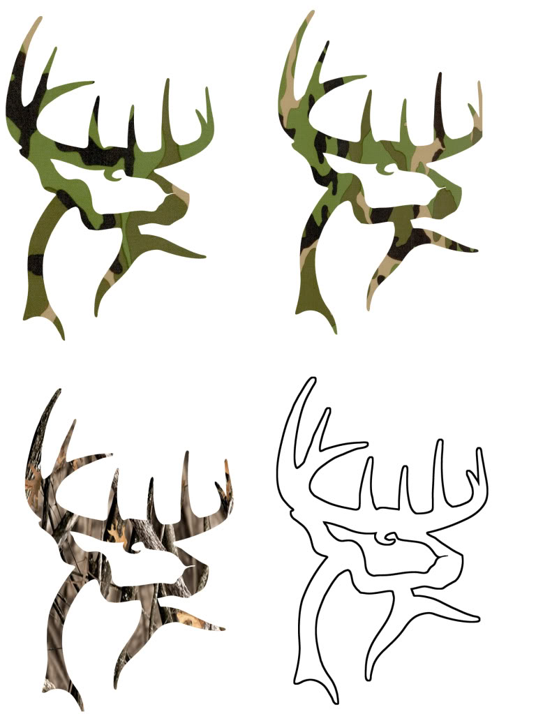 the gallery for gt realtree logo tattoos