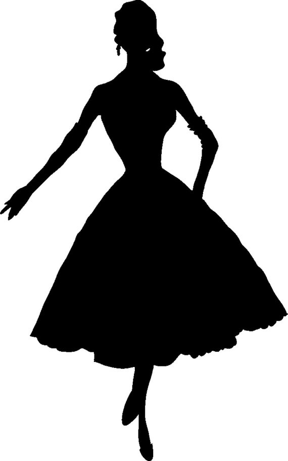 Woman Silhouette Images Cliparts Co