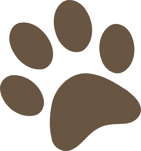 Jaguar Paw Prints - ClipArt Best