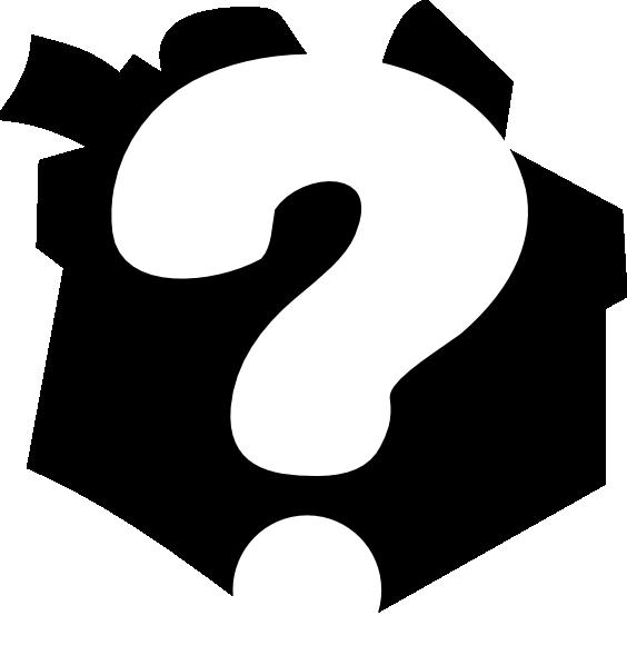 Question Clip Art Black And White Question Mark Clip Art