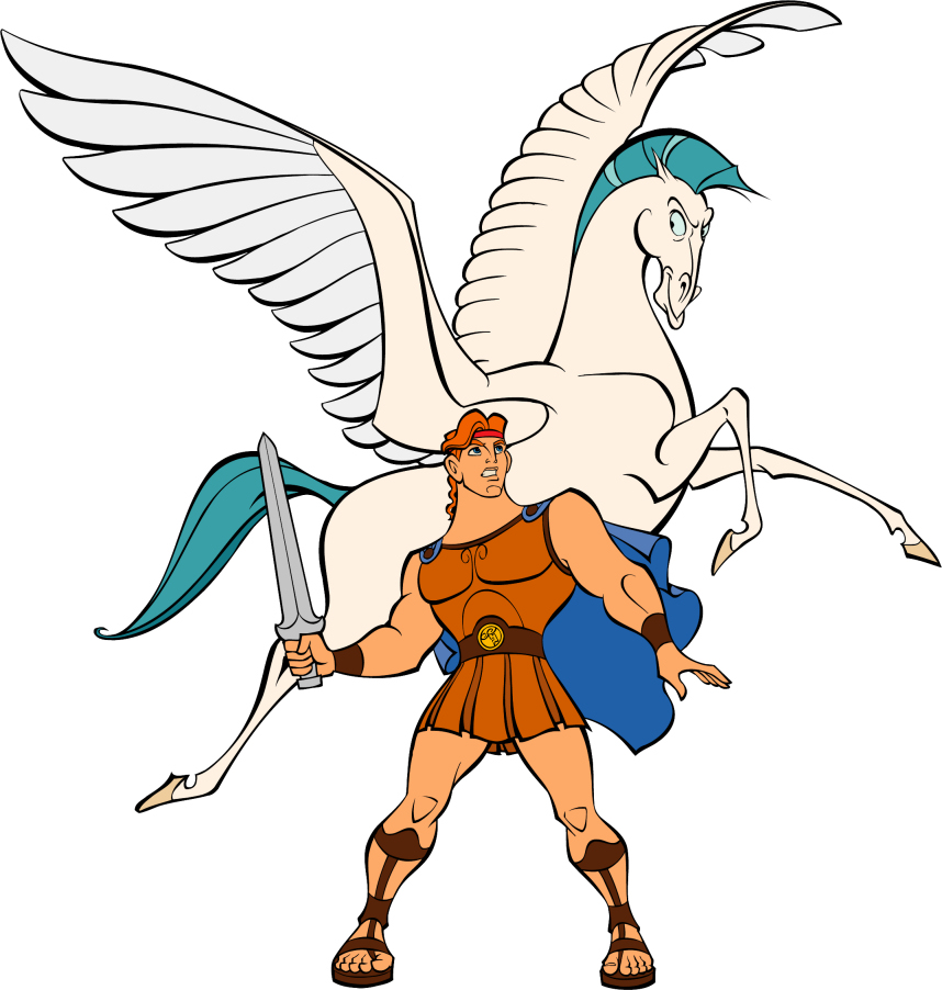 Pegasus Clipart