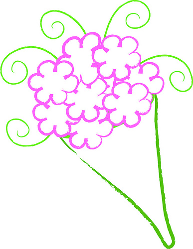 free clipart bouquet of flowers - photo #41