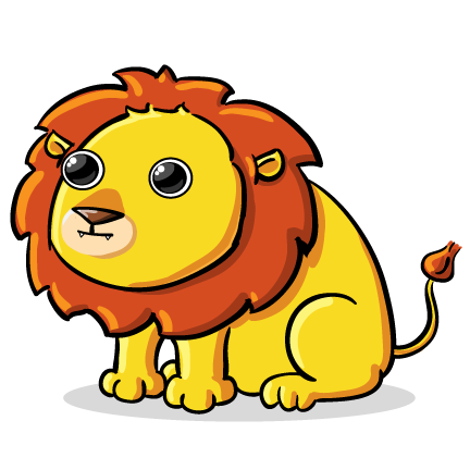 Lion Cub Clip Art - Cliparts.co
