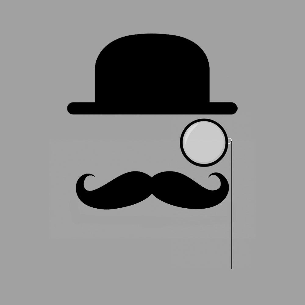 Mustache Graphic - Cliparts.co