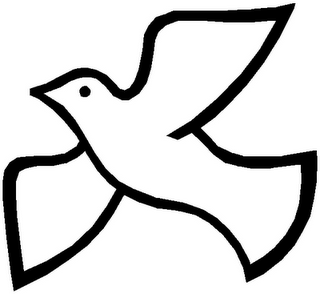 Holy Spirit Dove Clip Art