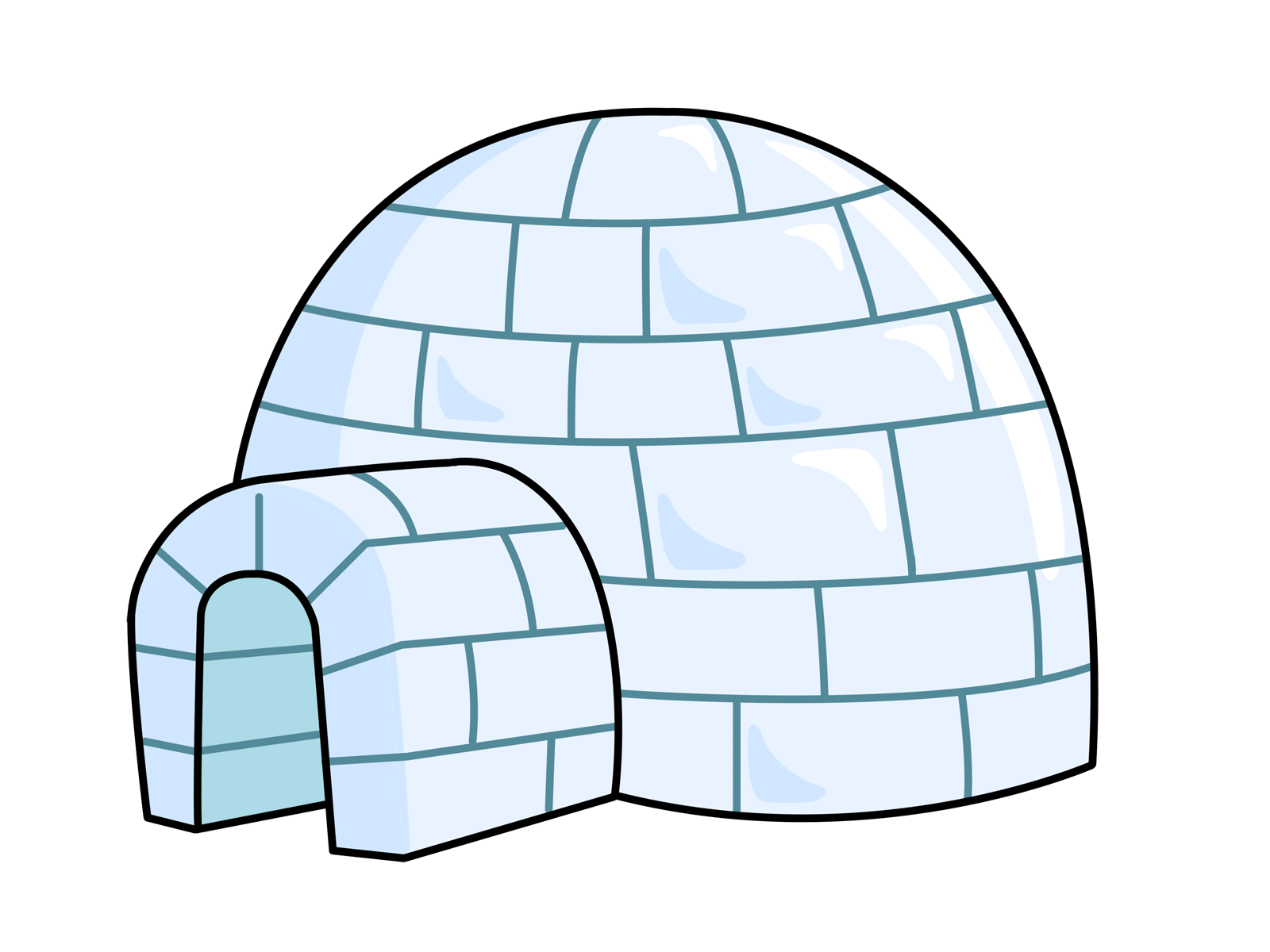 Igloo Igloo Pictures Cliparts Co