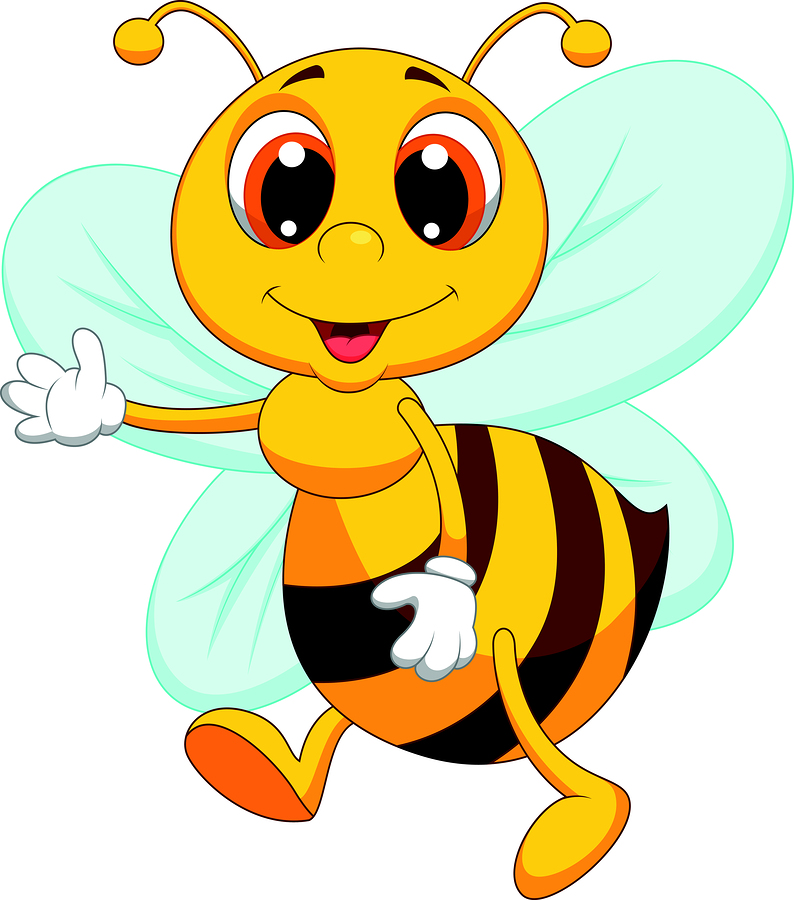 Queen Bee Cartoon Queen Bee Web Lab Queen Bee