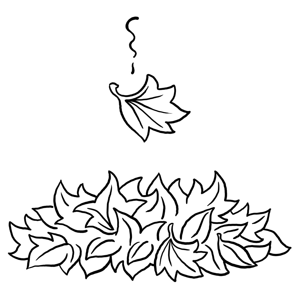 Co coloring page for leaves - Pot Leaf Coloring Pages Clipart Best