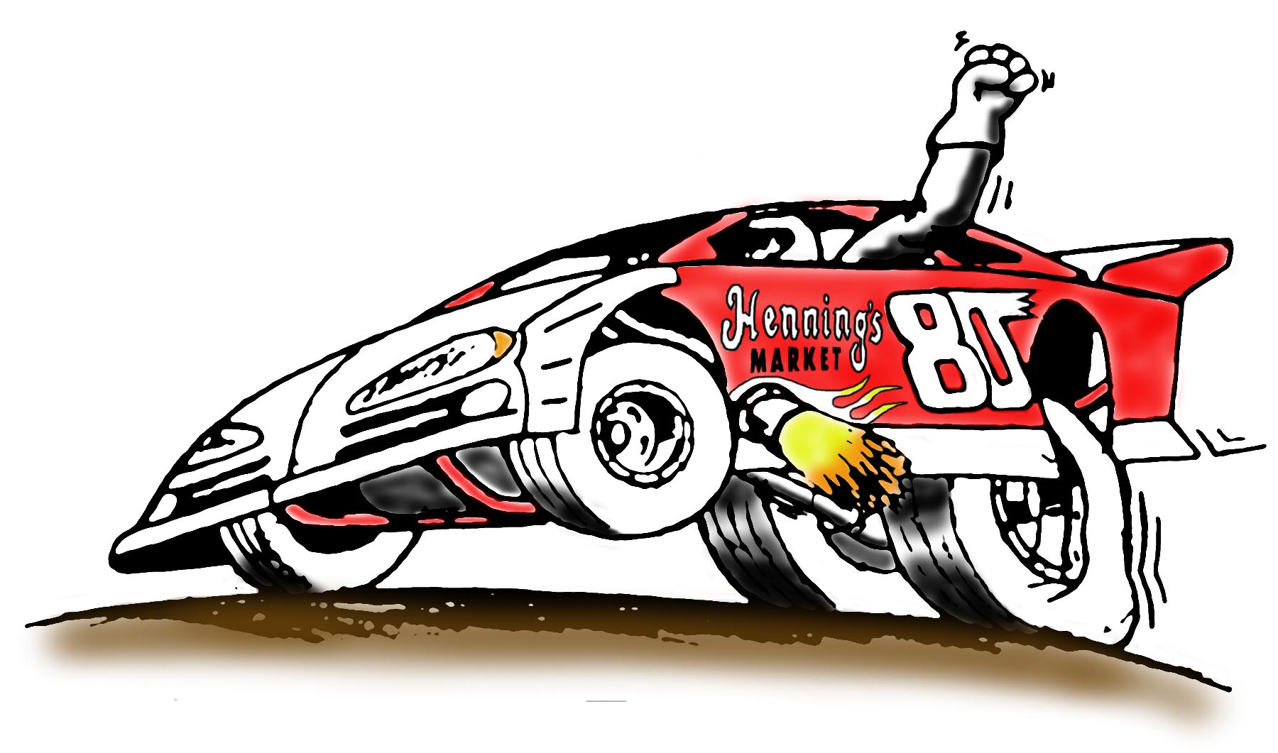Cartoon Pictures Of Race Cars - ClipArt Best