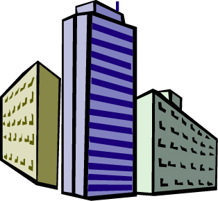 Buildings Free Clip Art - ClipArt Best