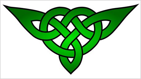 Some Nice Free Celtic Knot Clipart : Home : The Irish Letter