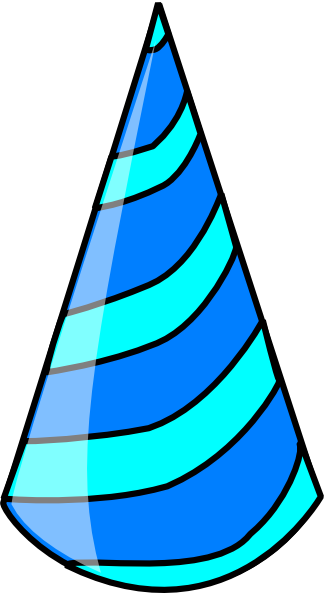 Pix For > Birthday Hat Clip Art Png