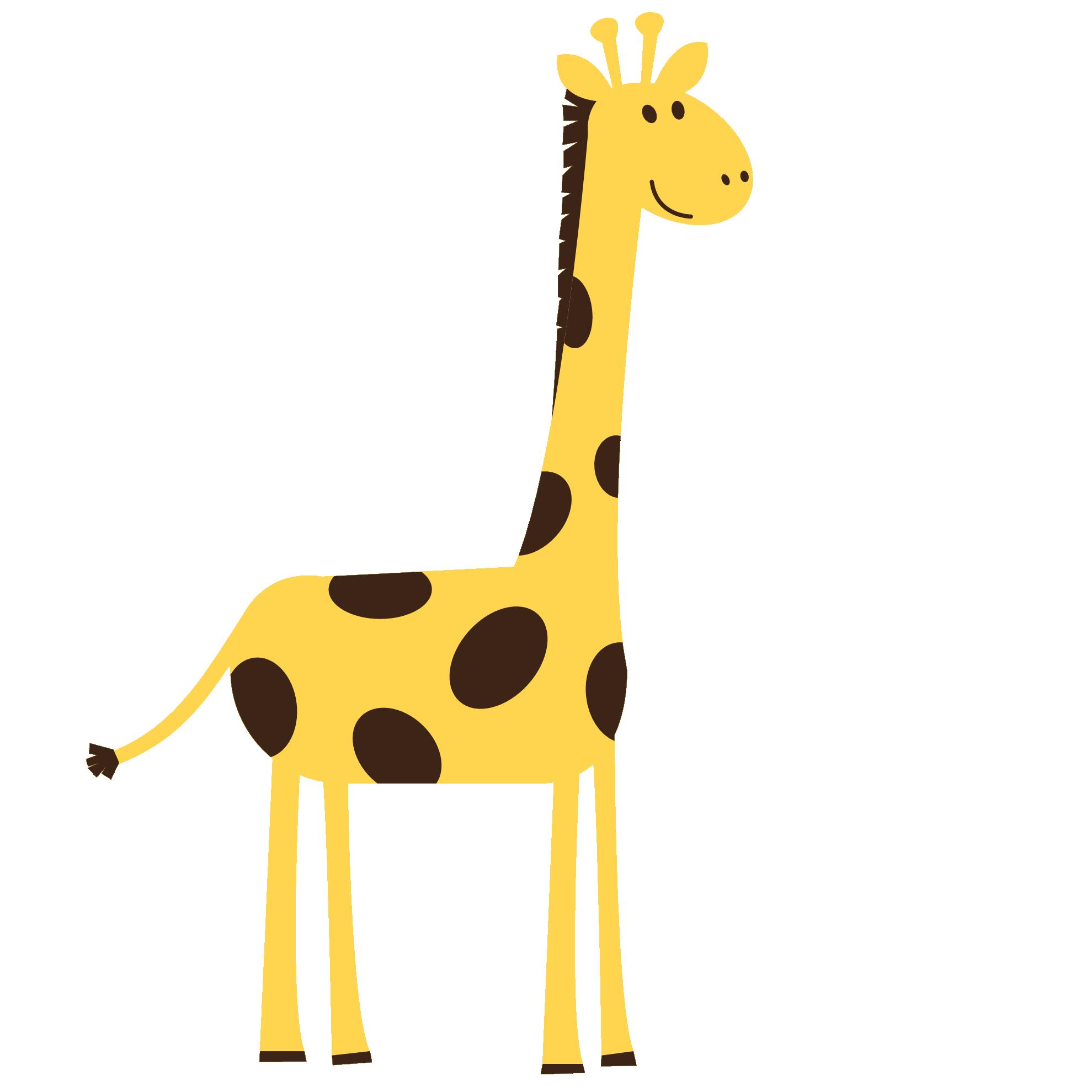 Baby Shower Giraffe Clip Art Baby Giraffe Clipart Black And