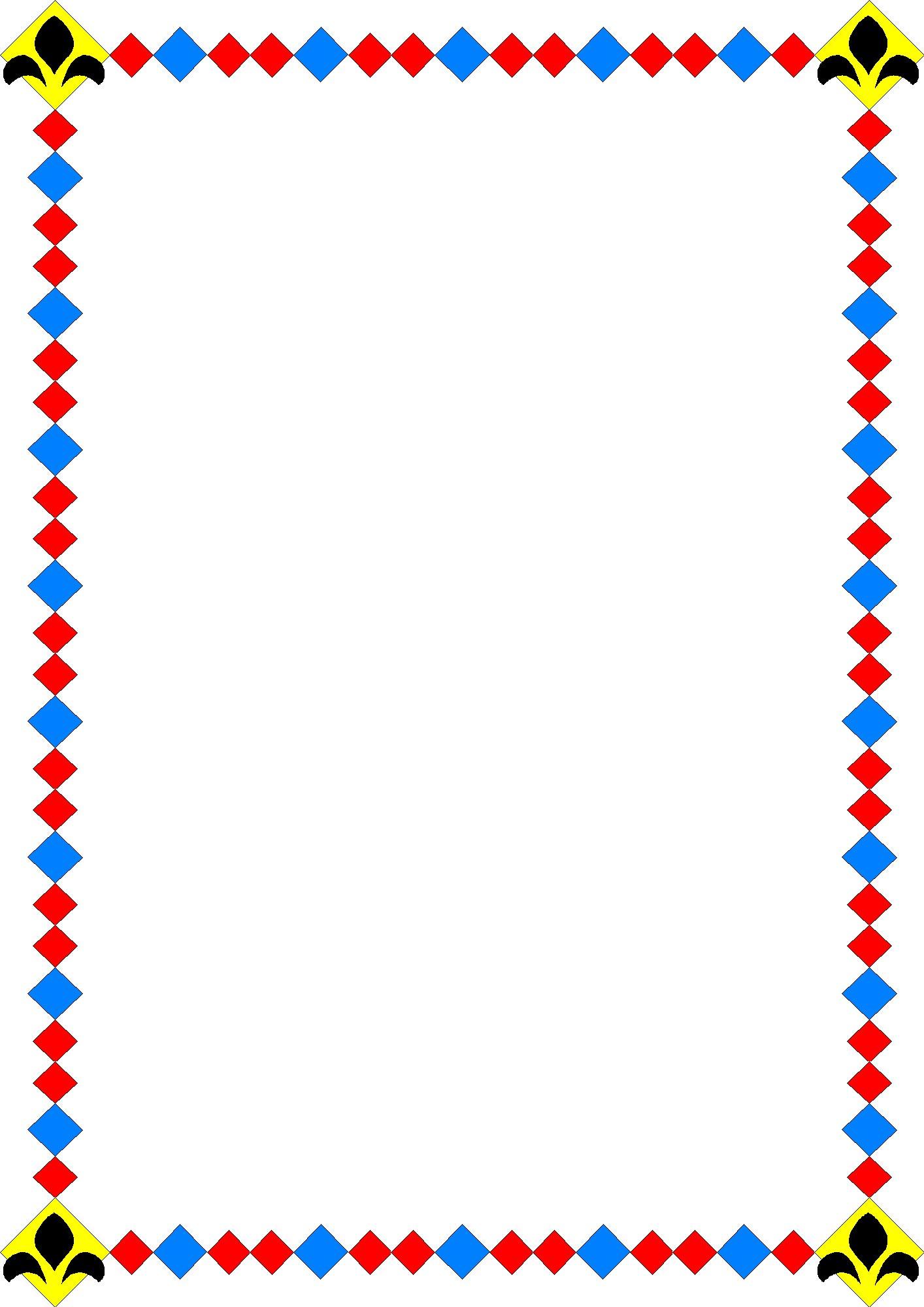clip art borders frames download - photo #15