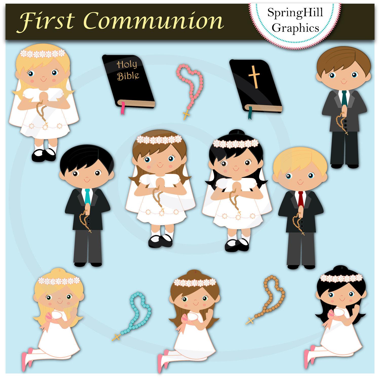 First Communion Clip Art - Cliparts.co