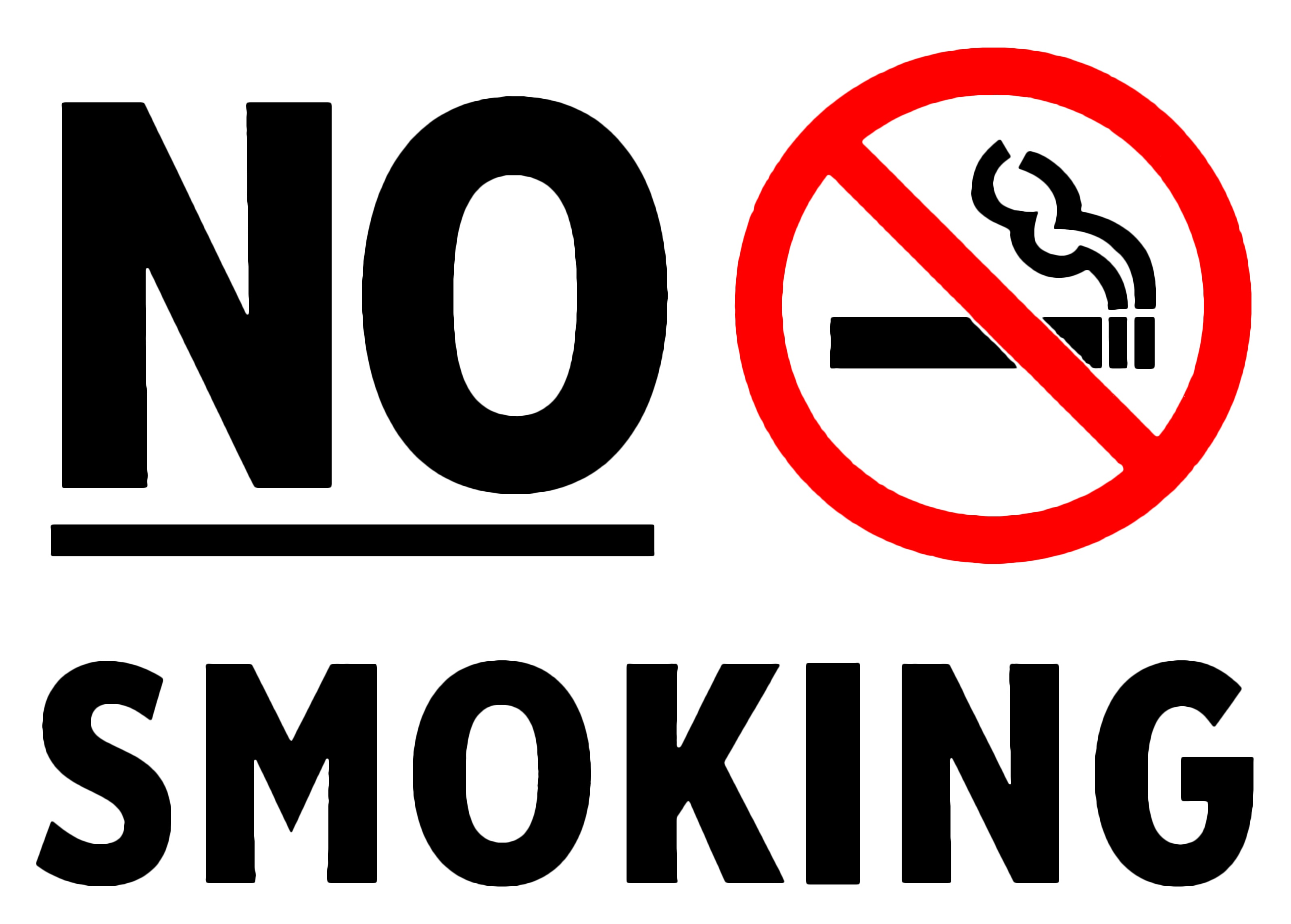 free clipart no smoking symbol - photo #1