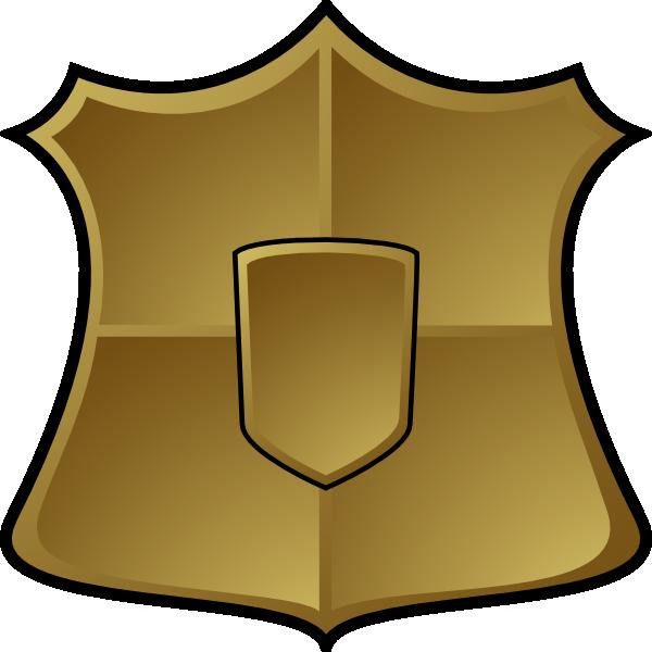 Police Badge Clip Art - Cliparts.co