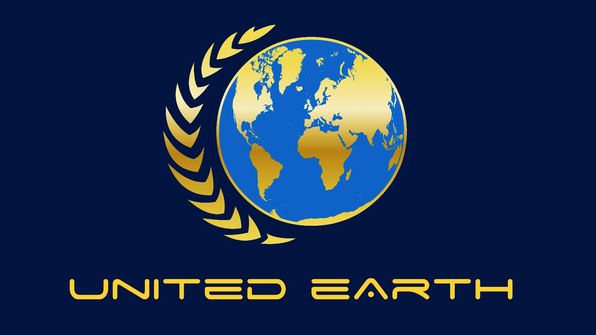 United Earth logo Wallpaper #990