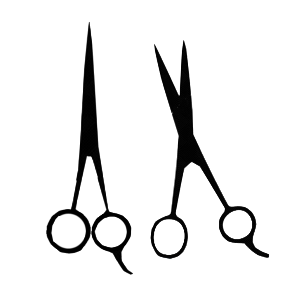 Hair Scissors Vector Cliparts Co