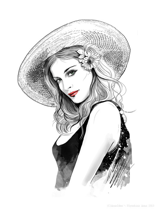 FASHION SKETCH on Pinterest | Fashion Illustrations, Watercolor ...