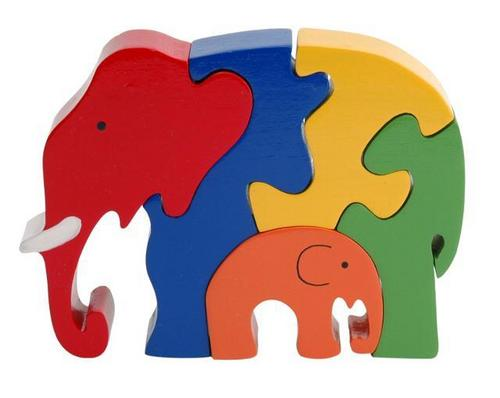 Writing a novel is like putting together a jigsaw puzzle composed ...