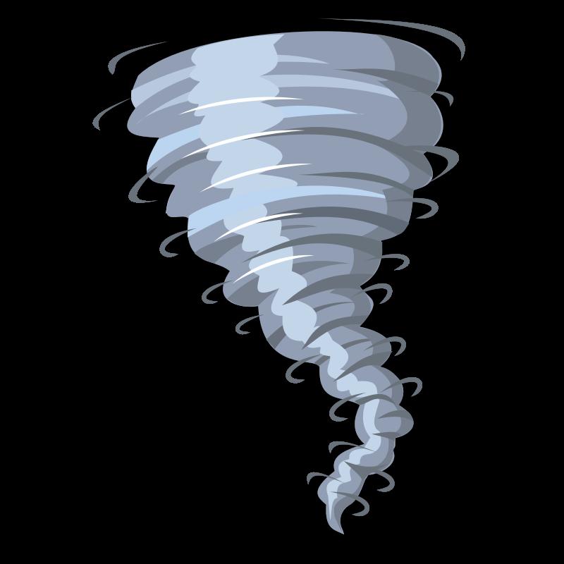 Clipart - tornado