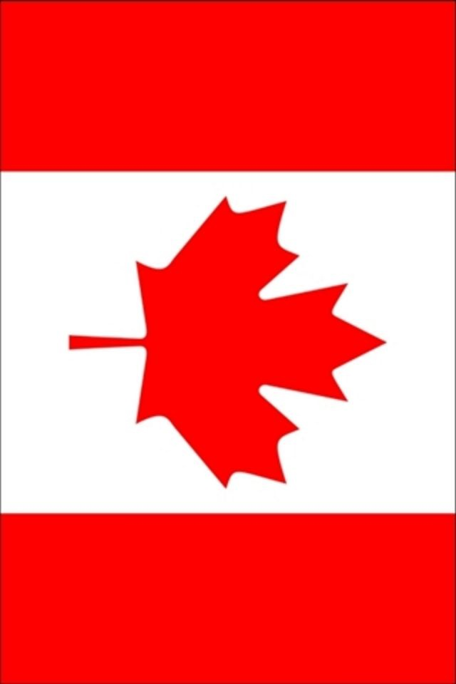 canada flag wallpaper for iphone 6