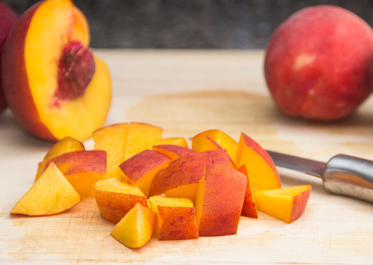 Peaches And Coconut Cream Pops - The Scrumptious Pumpkin - Cliparts.co